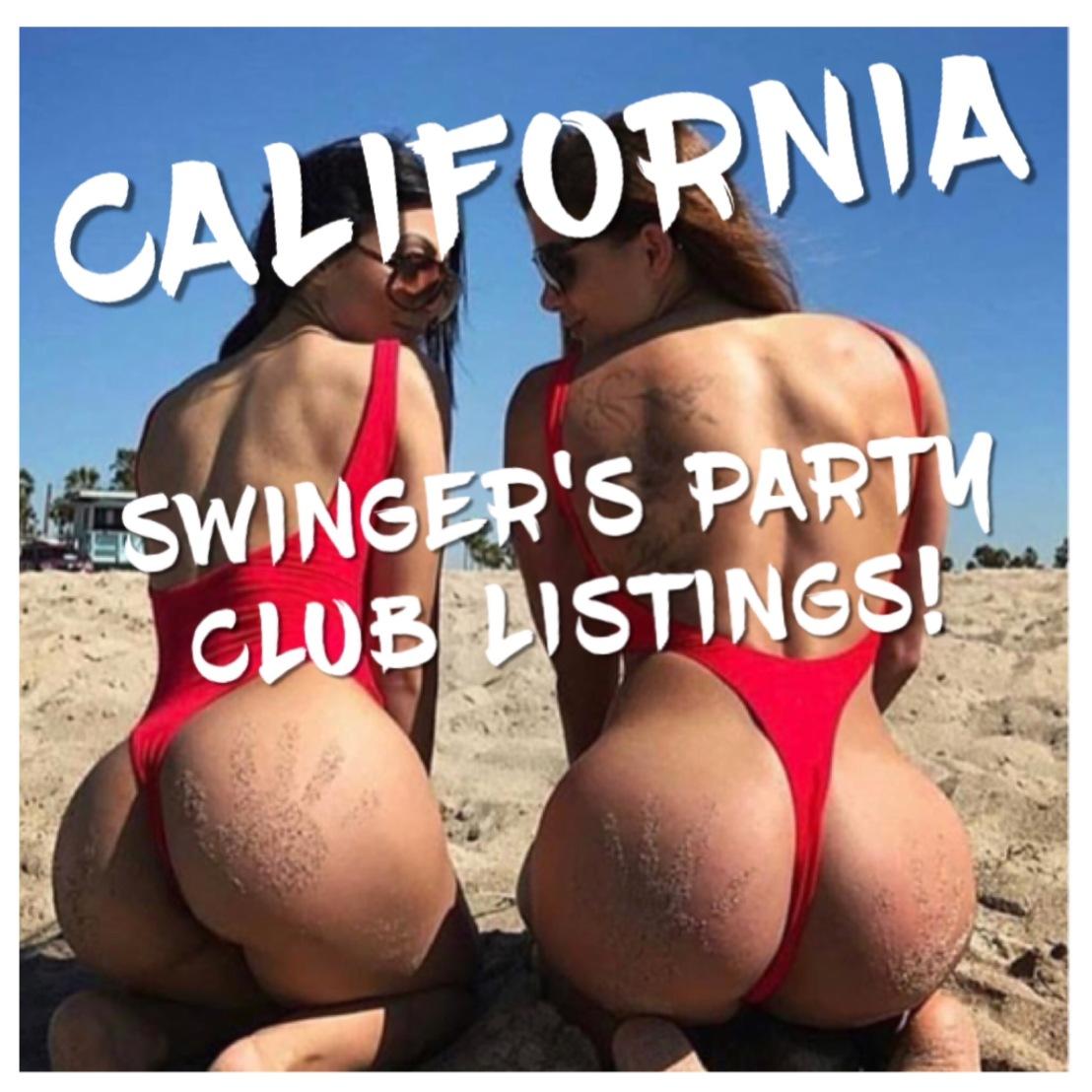 California Swinger Club Locations