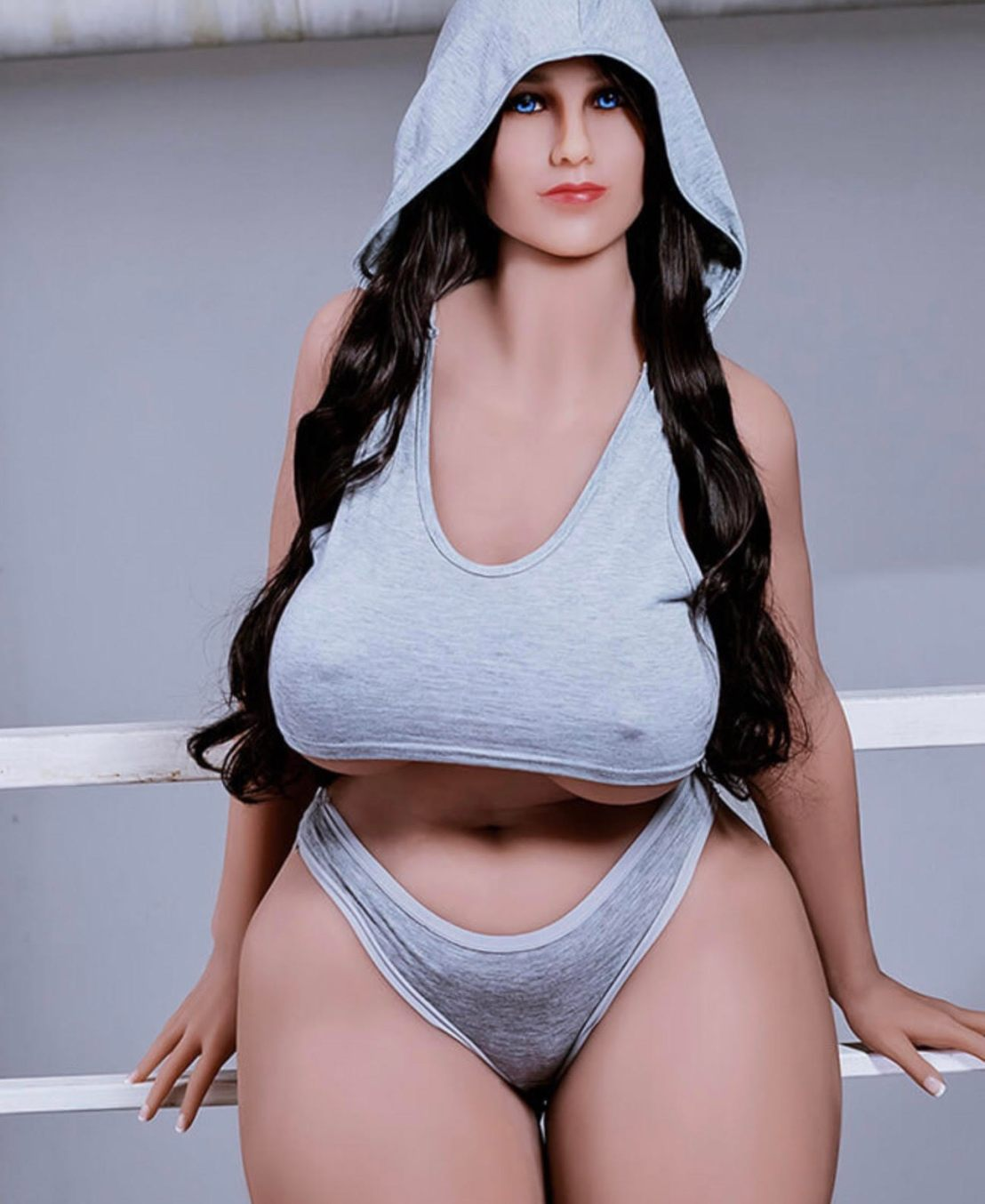 Biggest Butt Sex Doll Josephine_Front